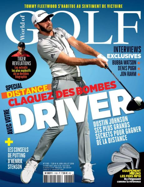 World of Golf France - Juin-Juillet 2018