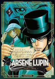 Arsène Lupin - 8 Tomes