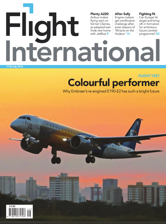 Flight International - 17-23 July 2018 sur Bookys