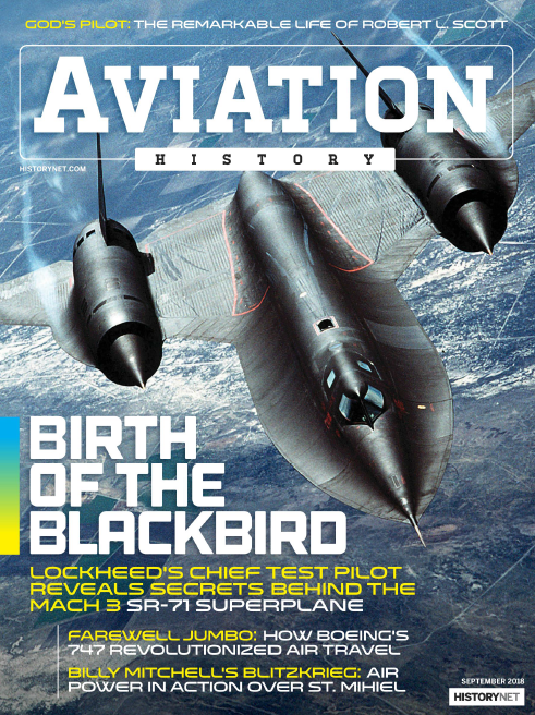 Aviation History - September 2018 sur Bookys