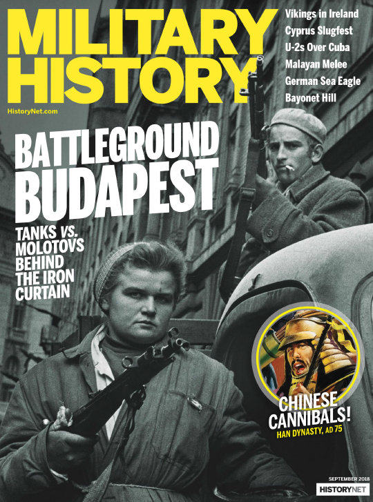 Military History - September 2018 sur Bookys