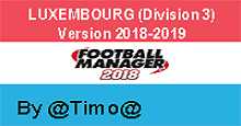 [FM18] Luxembourg 2018-2019 (Division 3)