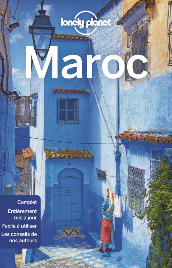 Lonely Planet - Maroc sur Bookys