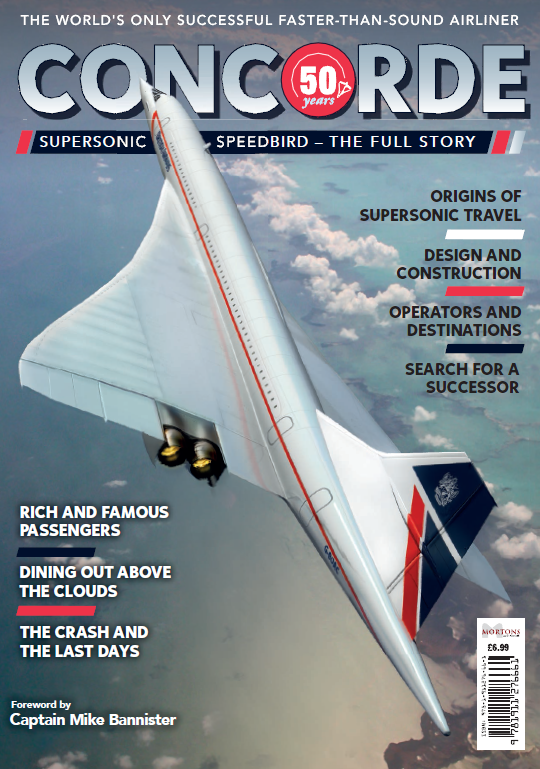 Dan Sharp - Concorde : Supersonic Speedbird - The full story (Anglais)