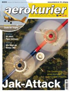 Aerokurier Germany - August 2018 sur Bookys
