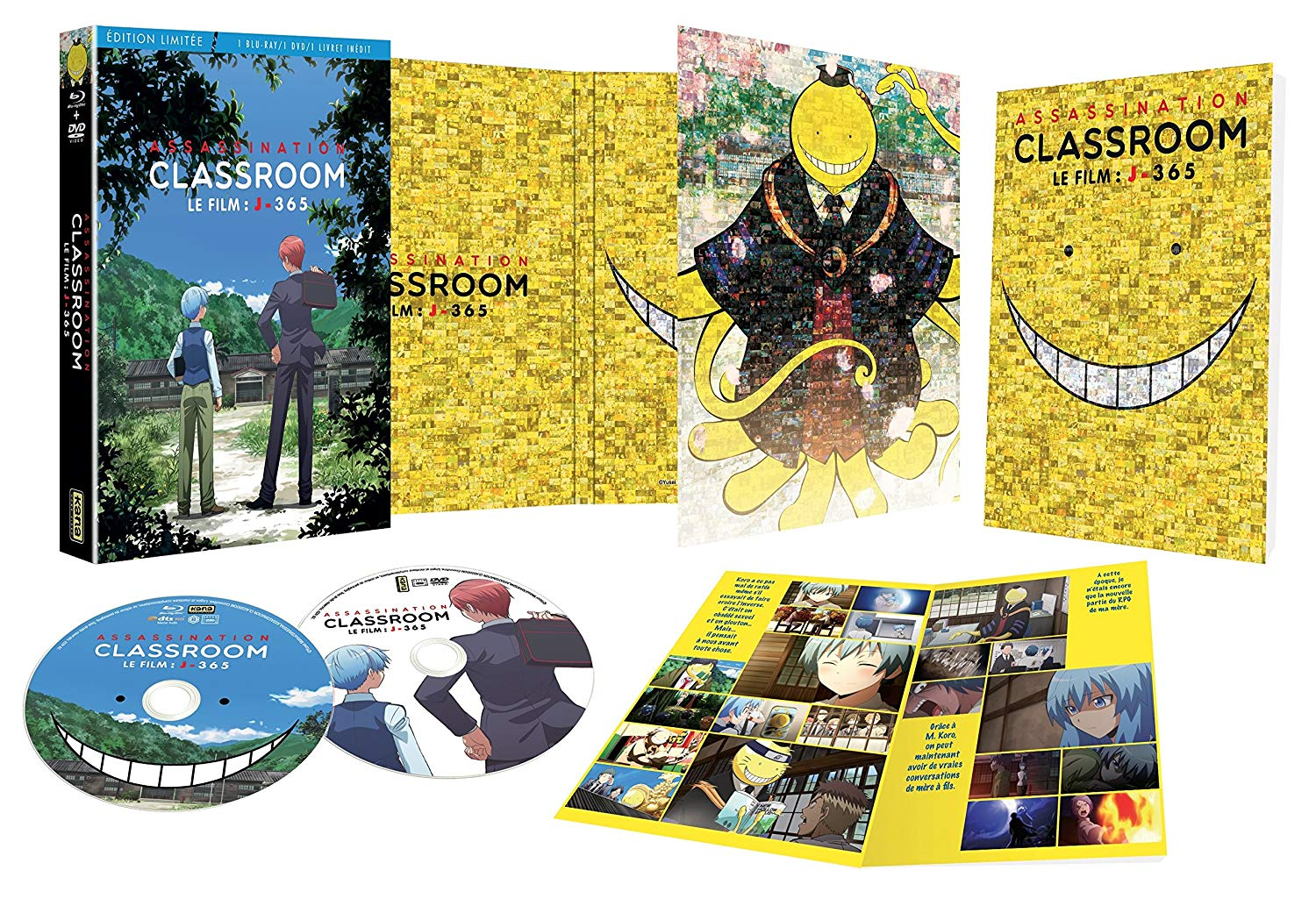 Assassination Classroom Le Film J-365