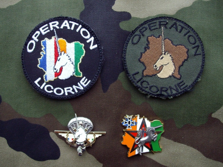 Operation Licorne display U1lx
