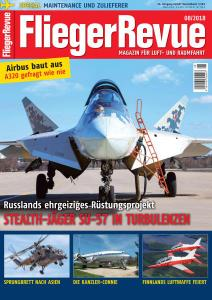 FliegerRevue - August 2018 sur Bookys