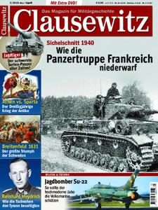 Clausewitz - März/April 2018 sur Bookys