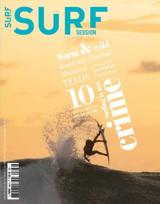 Surf Session - Août 2018 sur Bookys