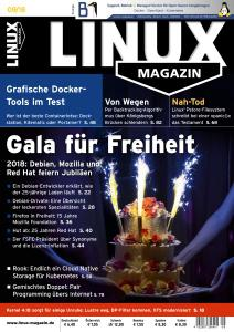 Linux-Magazin - September 2018 sur Bookys