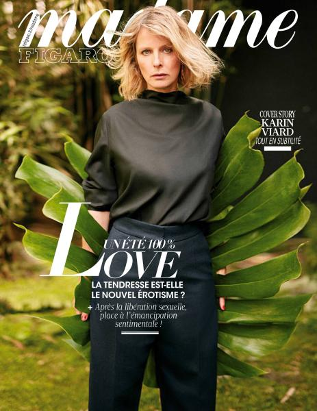 Madame Figaro - 10 Août 2018 sur Bookys