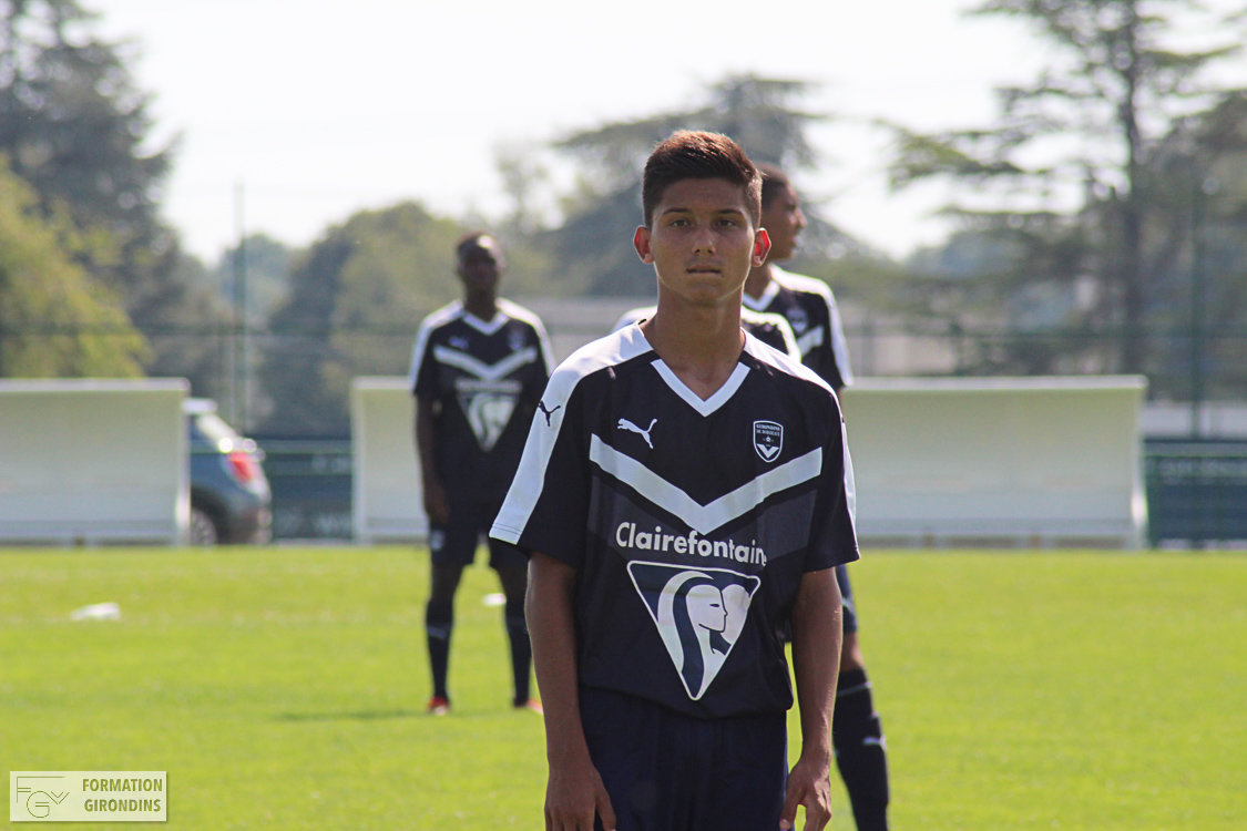 Cfa Girondins : Victoire contre Montpellier en match amical - Formation Girondins