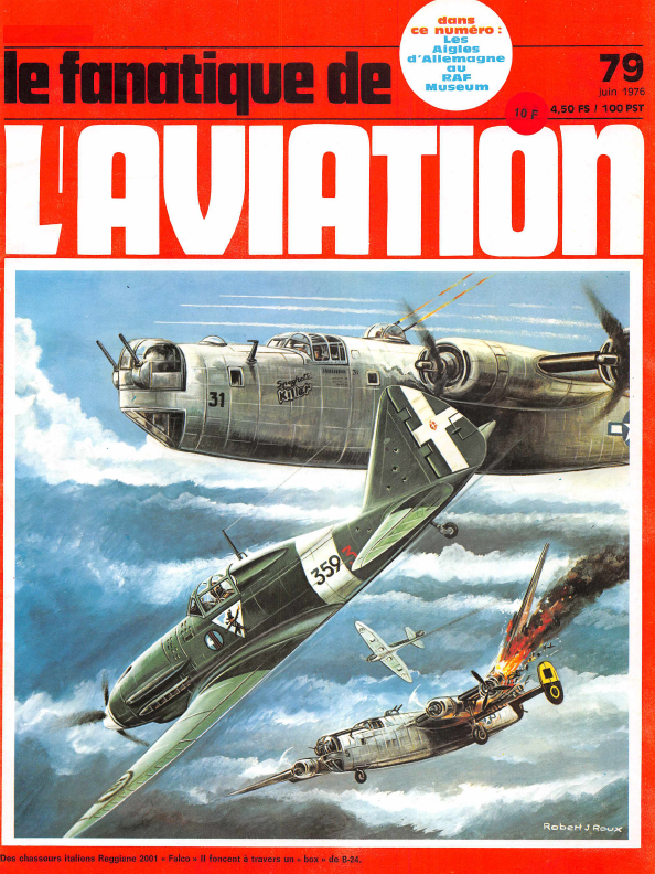 le fanatique de L'AVIATION - Juin 1976 #79