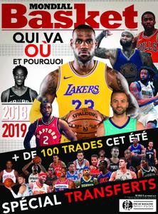 Mondial Basket - Septembre 2018 sur Bookys