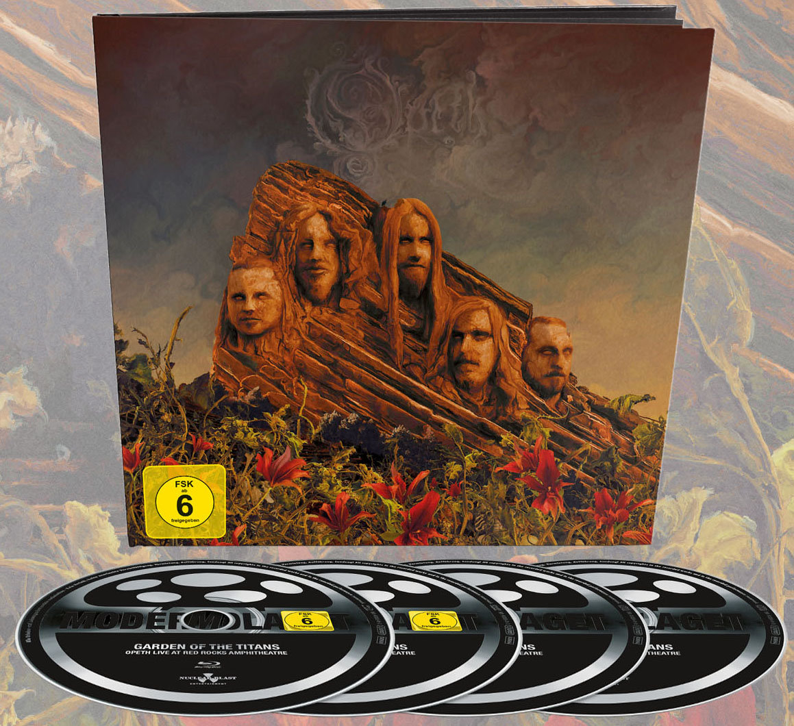 Opeth : Garden of The Titans - Live At Red Rocks Amphiteatre