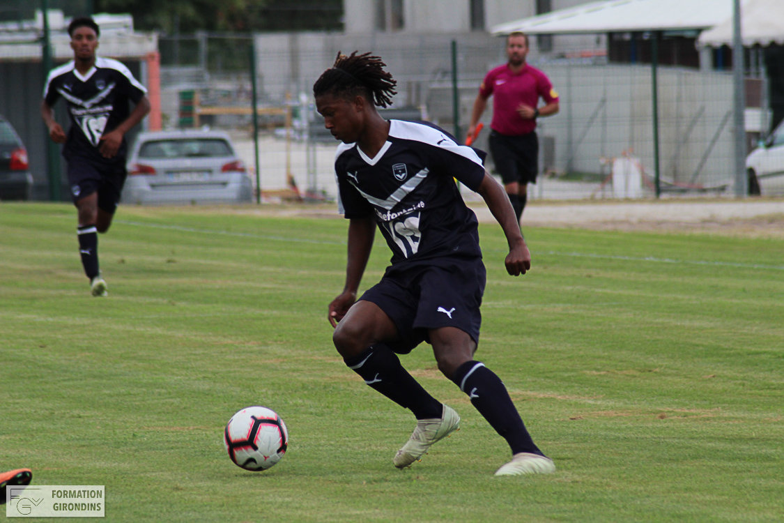 Cfa Girondins : Ça commence fort ! - Formation Girondins