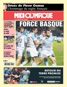 Midi Olympique Rouge - 20 Août 2018