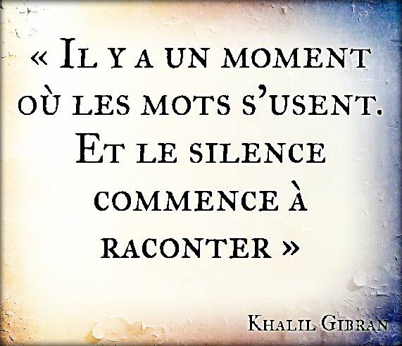 Citation Khalil Gibran