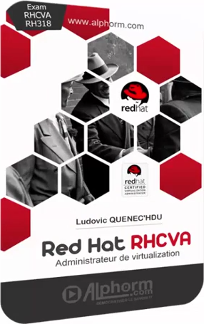Alphorm - Red Hat Enterprise Virtualization Réussir la certification RHCVA sur Bookys