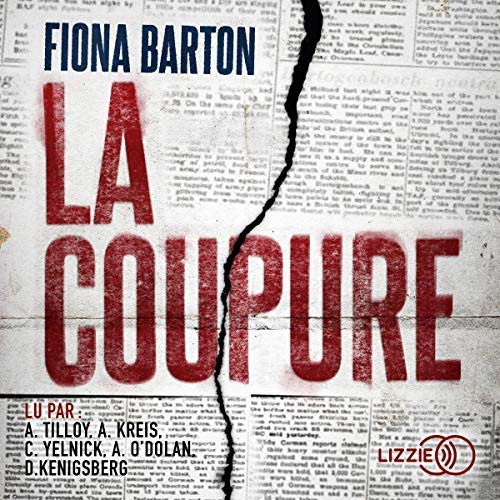 Fiona Barton - La Coupure [2018] [mp3 64kbps]