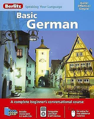 Harrap's Michel Thomas : German Basic - 8 CDs sur Bookys