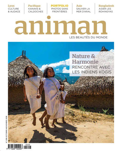 Animan - Octobre-Novembre 2018 sur Bookys
