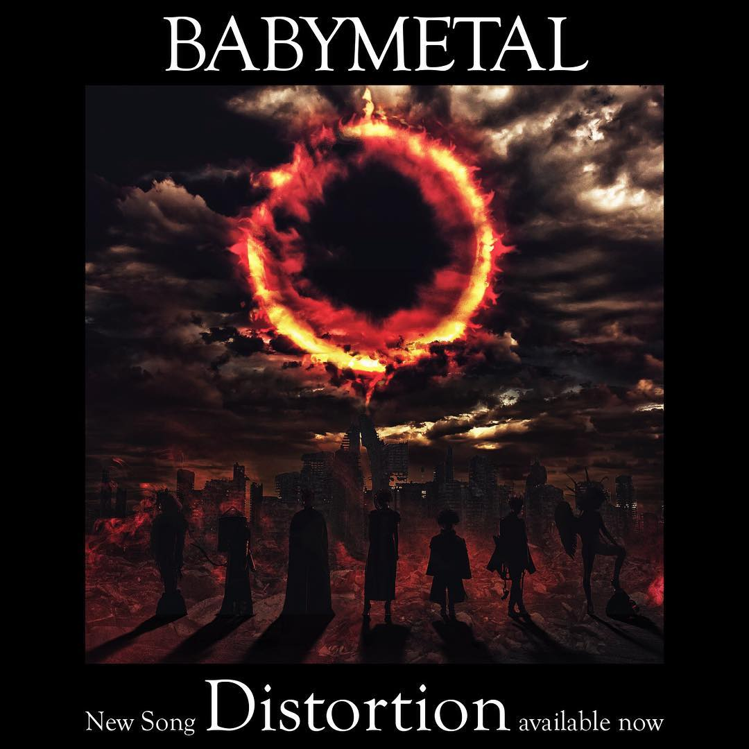 BabyMetal : Distortion