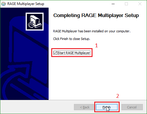 (TUTORIEL) Comment installer RAGE-MP Mkyk