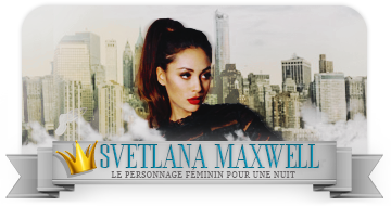 Svetlana Maxwell | Smoke on the water, fire in the sky - Page 2 Yxzjj8e3
