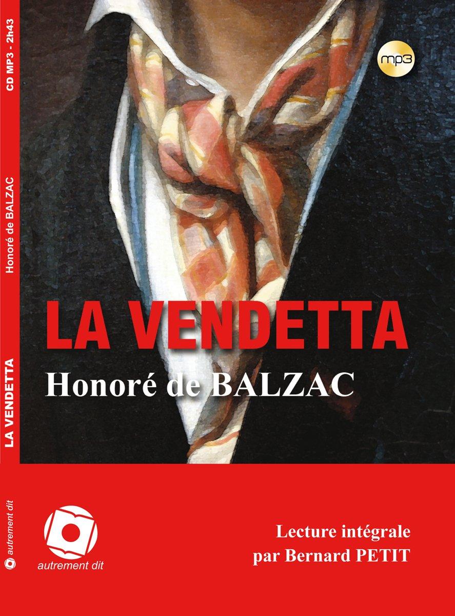 HONORÉ DE BALZAC - LA VENDETTA [MP3 128KBPS]