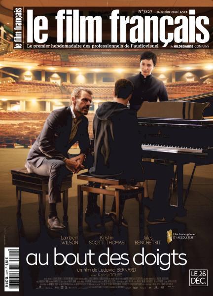 Le film français - 26 Octobre 2018 sur Bookys