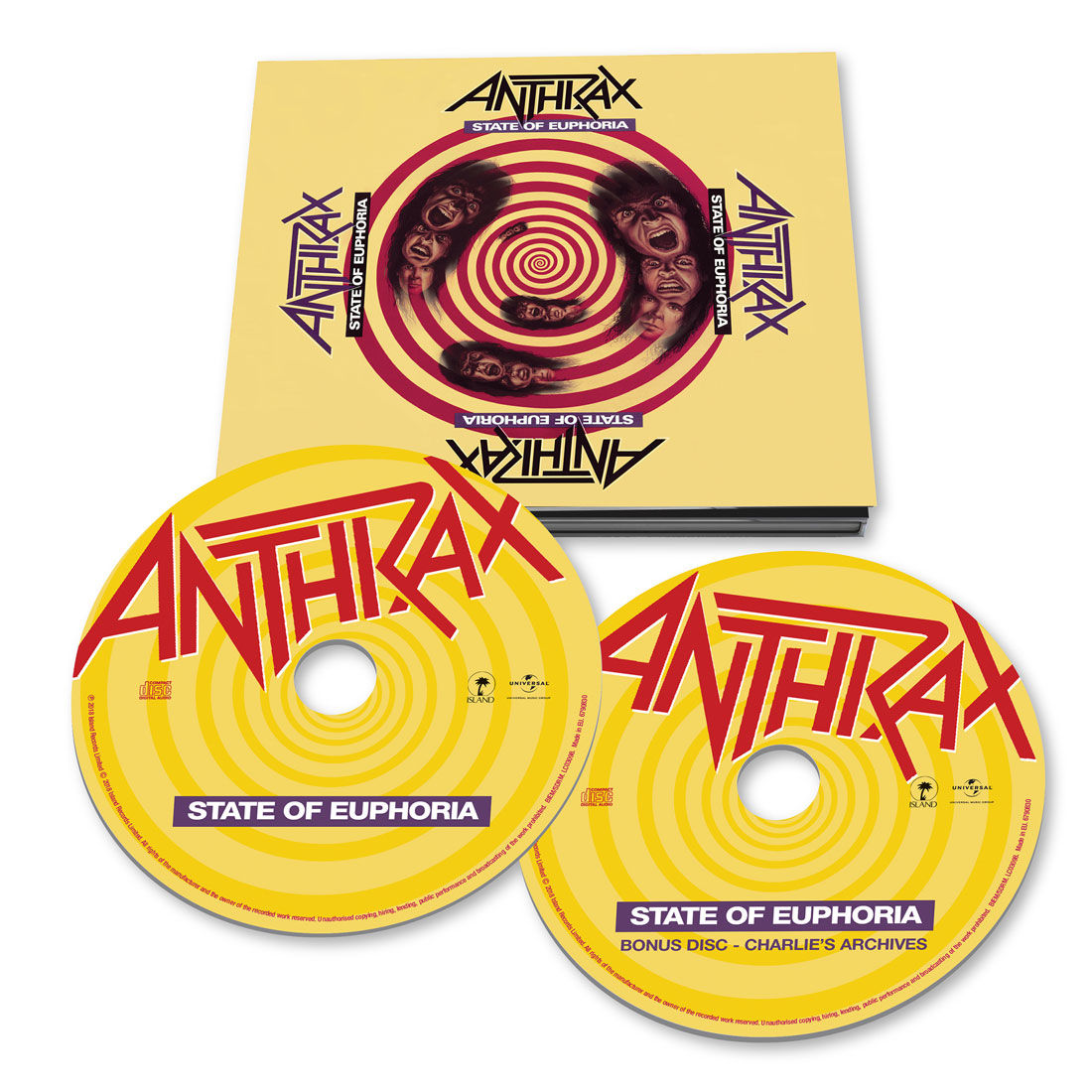 Anthrax : State Of Euphoria