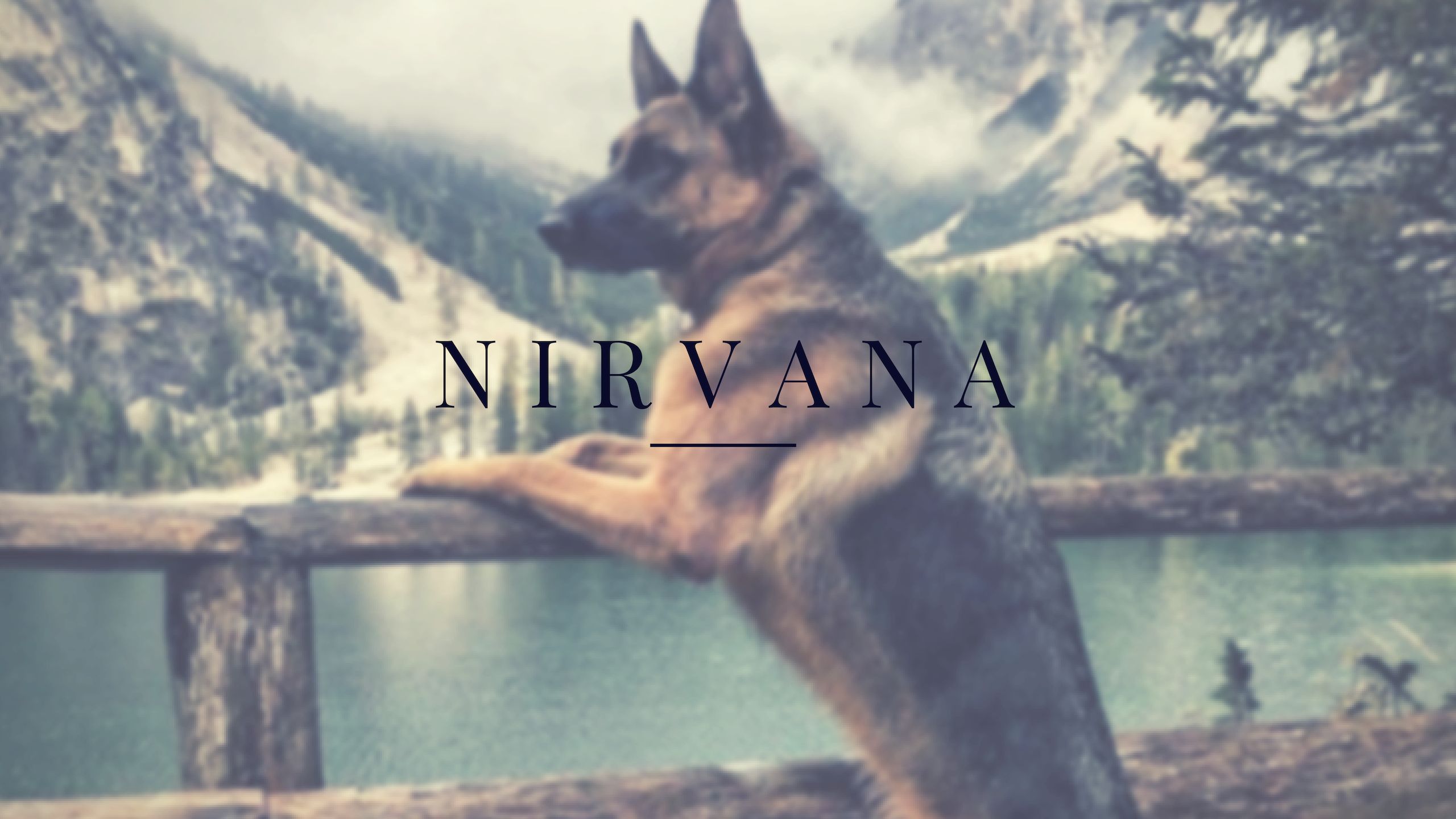 Nirvana ~ If we be friend ~ 1yxx