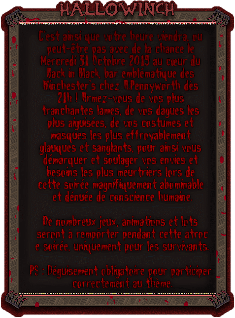[W] Invitation officielle à l'Hallowinch 2019 ! S5ta