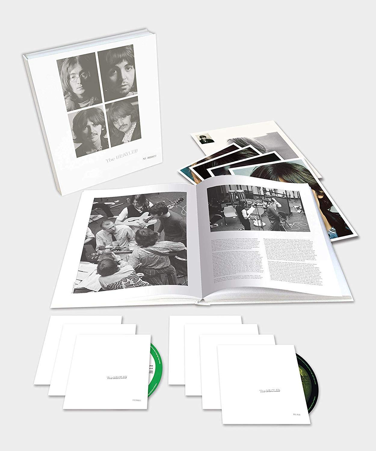 The Beatles : White Album