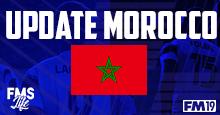 [FM19] Morocco (Division 4)