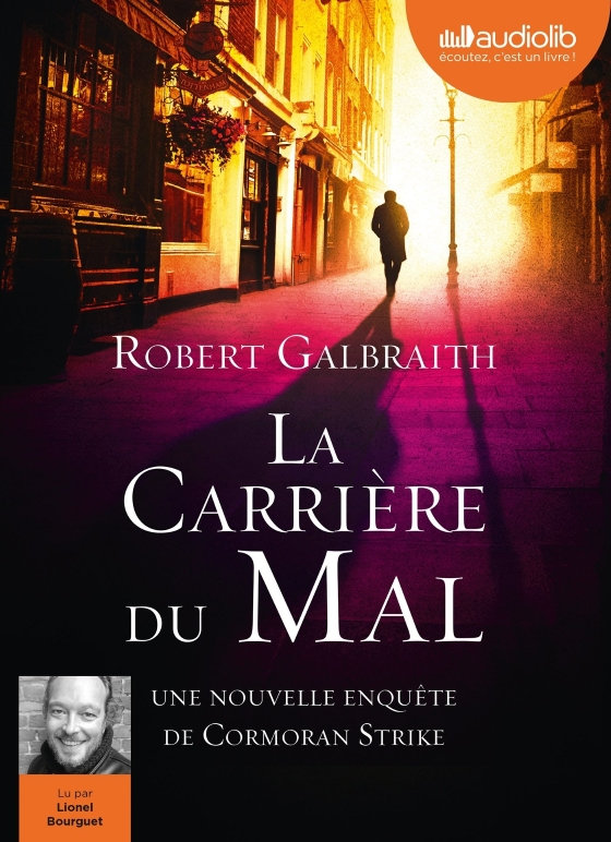 Robert Galbraith,