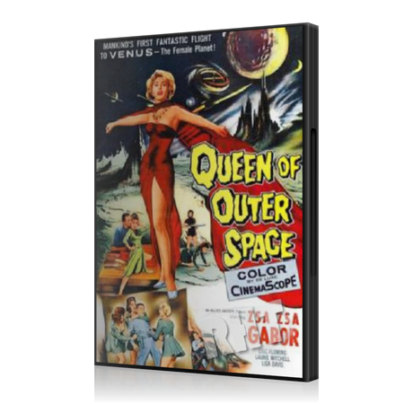 Queen Of Outer Space (1958) (mHD 720p VOSTFR)