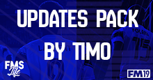 [FM19] Update Pack By @Timo@ (32 Leagues)