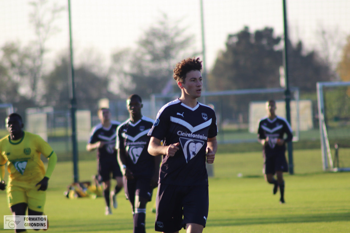 Cfa Girondins : Nouvelle victoire à Vannes - Formation Girondins