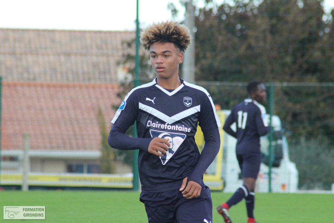 Cfa Girondins : Le derby pour les Girondins ! - Formation Girondins