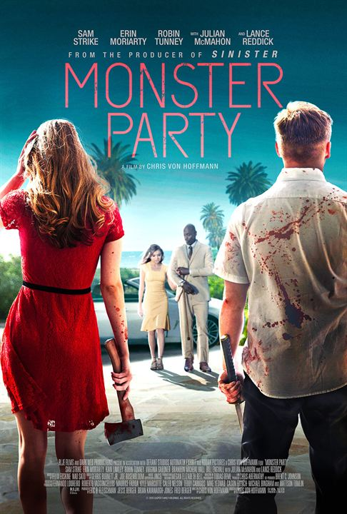Monster Party VOSTFR