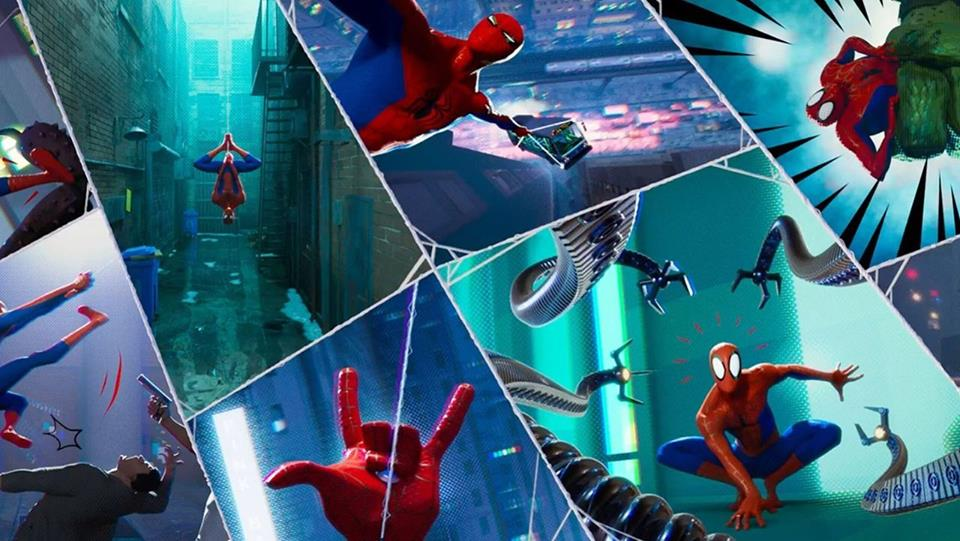 Spider-Man : New Generation (12 décembre 2018) Z091