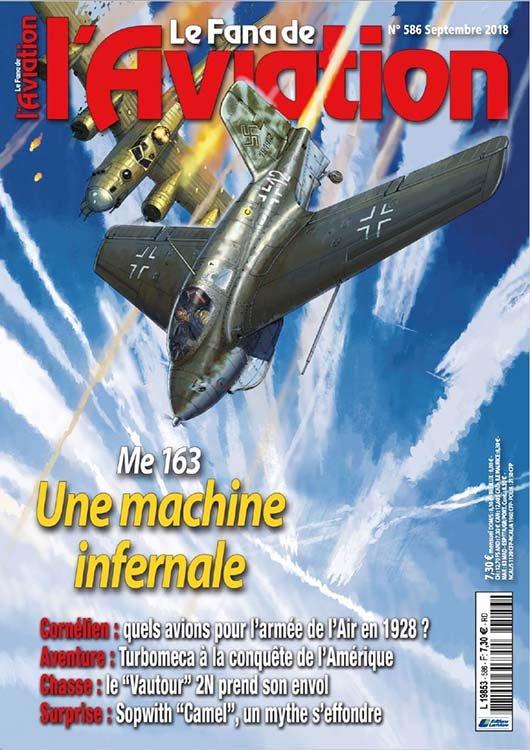 Le Fana de l'aviation année 2018 complète + 4 HS