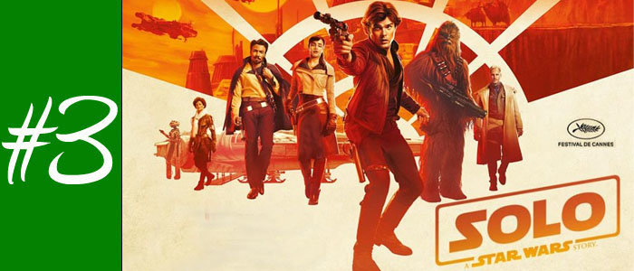 SOLO : A STAR WARS STORY de Ron Howard
