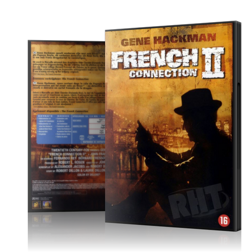 The French Connection 2 (1975) (mHD 1080p VF-VO)