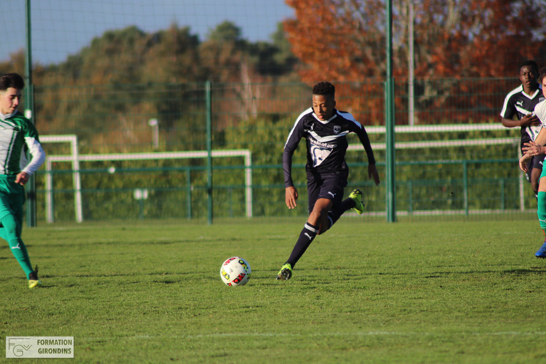 Cfa Girondins : Victoire dans le derby - Formation Girondins