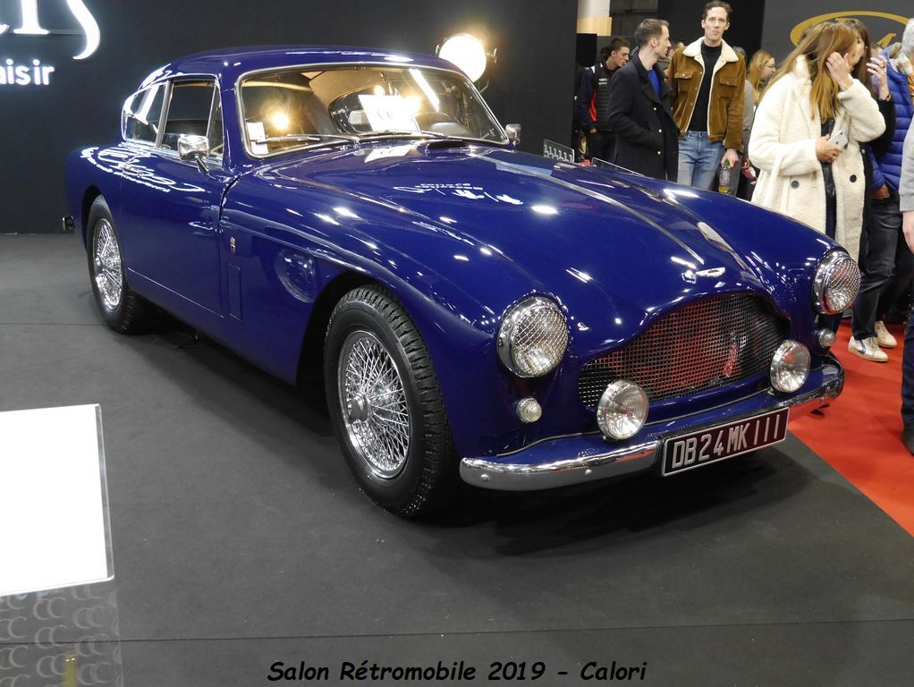 [75] 06-07-08-09-10/02/2019- Salon Rétromobile à Paris - Page 4 Khxb