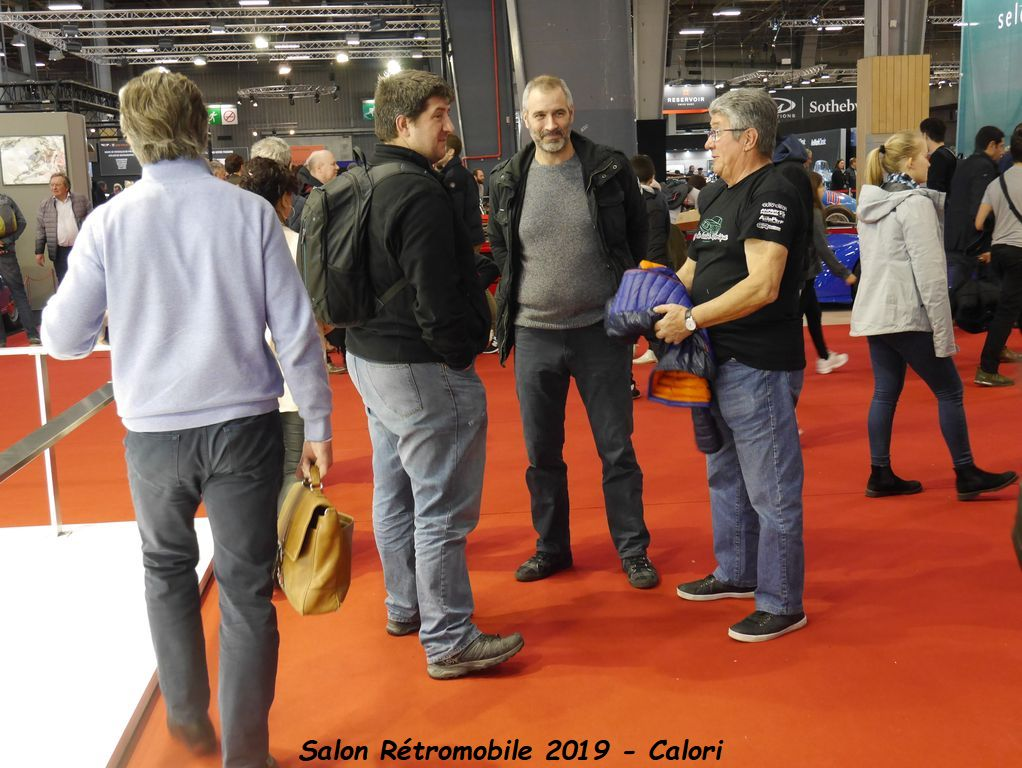 [75] 06-07-08-09-10/02/2019- Salon Rétromobile à Paris - Page 7 9vbx